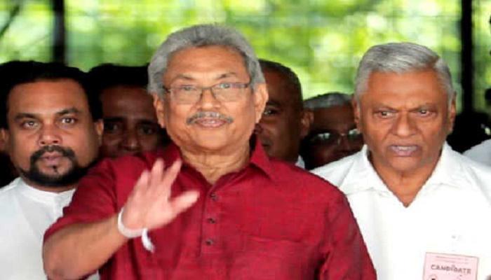 Gotabaya Rajapaksa to be sworn in as Sri Lanka president today