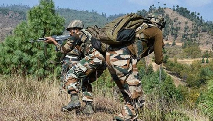 J-K: Soldier killed in IED blast near LoC