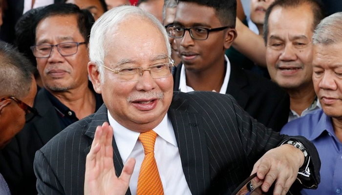 Former Malaysian PM Najib's third corruption trial opens