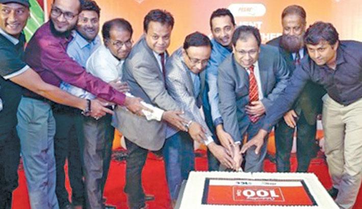 PeerEx serves 1000 gbps landmark