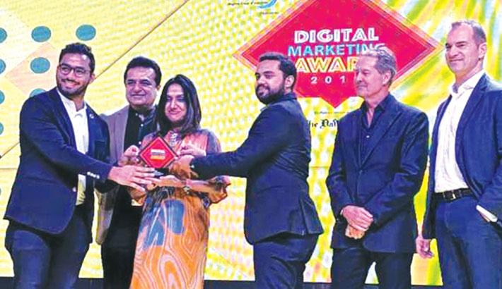 Deligram receives 'Gold Award'