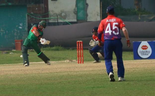 Emerging Cricket: Bangladesh reach semifinal as Group B champions