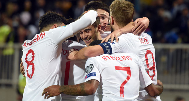 Winks, Mount net first England goals in Kosovo rout