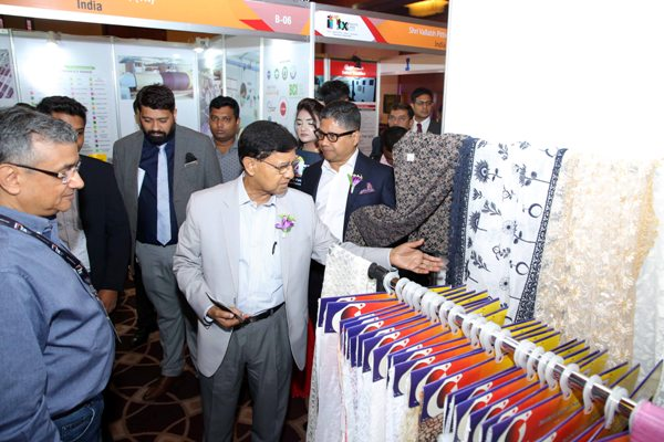 Intex South Asia exhibition ends