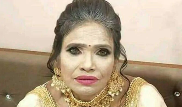 Ranu Mondal is viral once again - this time for her makeup (watch)