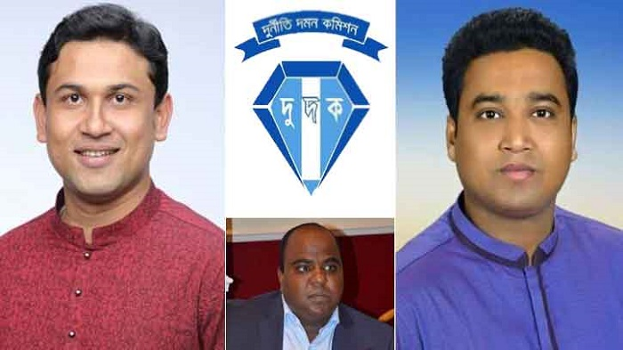 ACC launches probe illegal wealth of Shovon, Rabbani, Nazmul