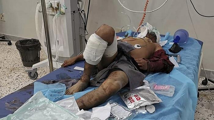 Five Bangladeshis among 7 killed in Tripoli Airstrike