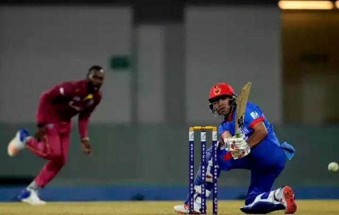 Gurbaz's career-best gives Afghanistan series win against West Indies