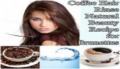 Coffee is great tool for hair care