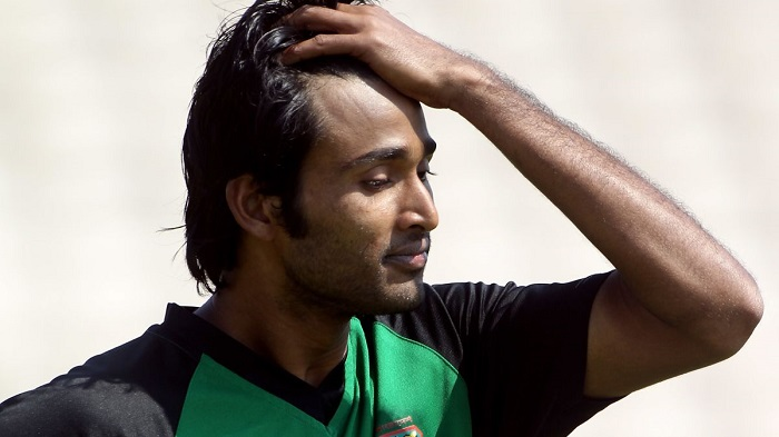 Shahadat Hossain suspended from ongoing NCL for assault on teammate
