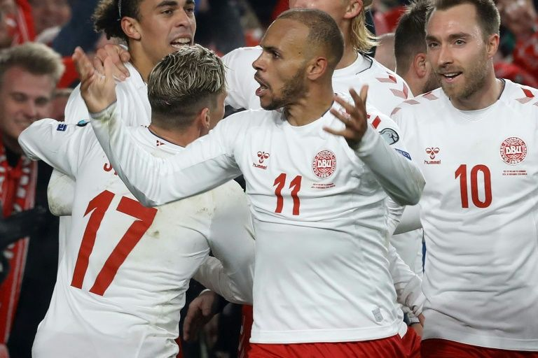 Denmark thwart Ireland again to join Switzerland at Euro 2020