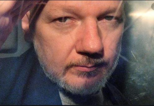 Julian Assange: Sweden drops rape investigation