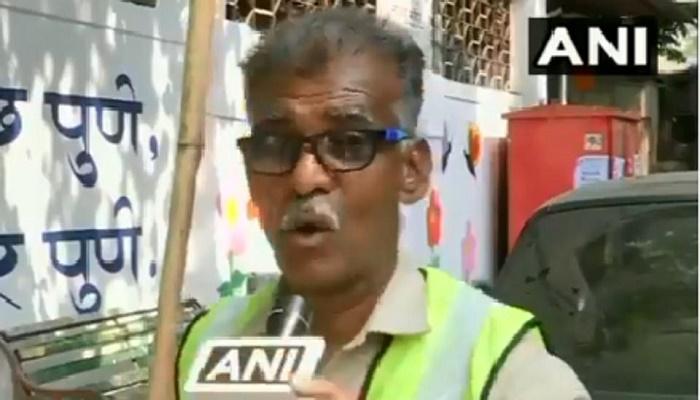 Pune sanitation worker's parody song on waste disposal wins Twitter