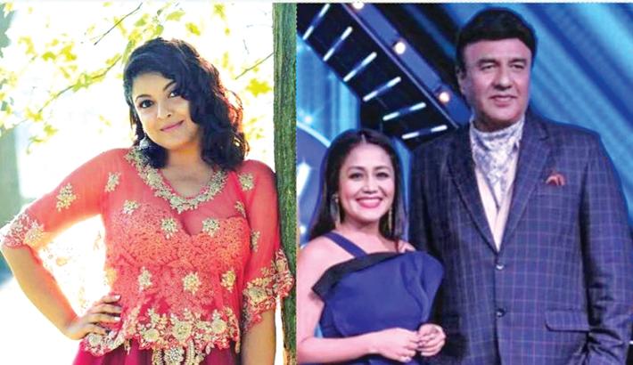 Tanushree questions Neha for working with Anu Malik