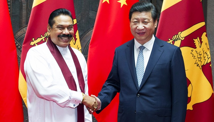 Sri Lanka's Rajapaksa likely to re-boot China ties