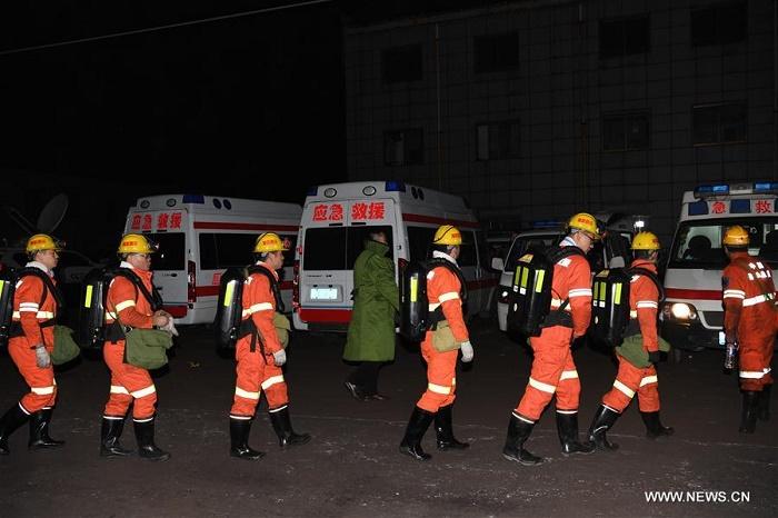 15 killed in north China mine blast