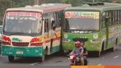 Transport workers block Dhaka-Mymensingh highway in Gazipur