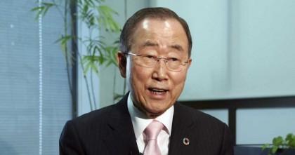 Ex-UN chief Ban Ki-moon due Friday