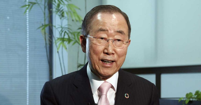Ex-UN chief Ban Ki-moon due Friday