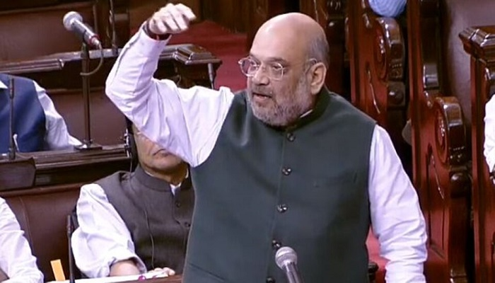 NRC will be carried out across India: Amit Shah