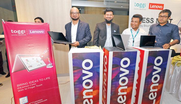 Toggi Services introduce four Lenovo laptops