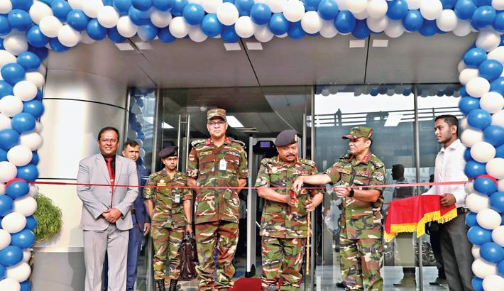 Army chief inaugurates four new SKS establishments