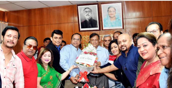 Govt wants to bring back golden era of film industry: Hasan