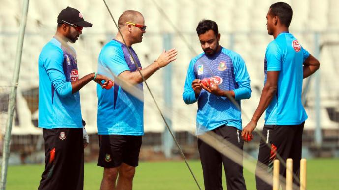 'Sporting' wicket awaits Bangladesh at Eden Gardens