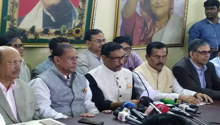 Quader warns rumour-mongers to face action