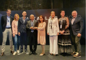 Labib Group achieved 'Best Performance Award' in Export Sector