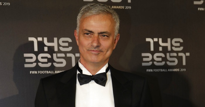 Mourinho back in English soccer as Tottenham manager