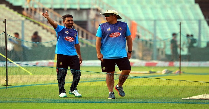 Want to grab opportunities in Kolkata Test: Mominul