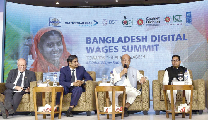 'Bangladesh Digital Wages Summit'