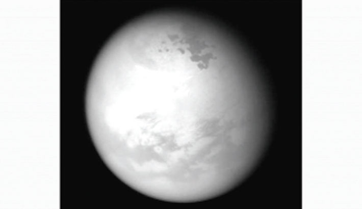 Saturn moon Titan shaped by same forces as Earth