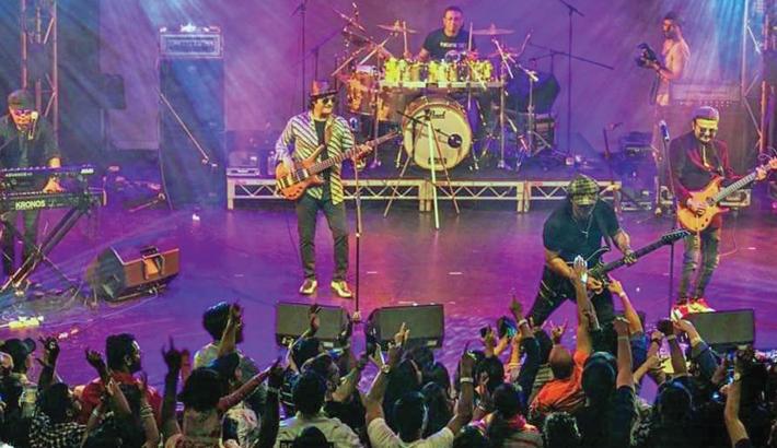 Miles completes int'l concerts