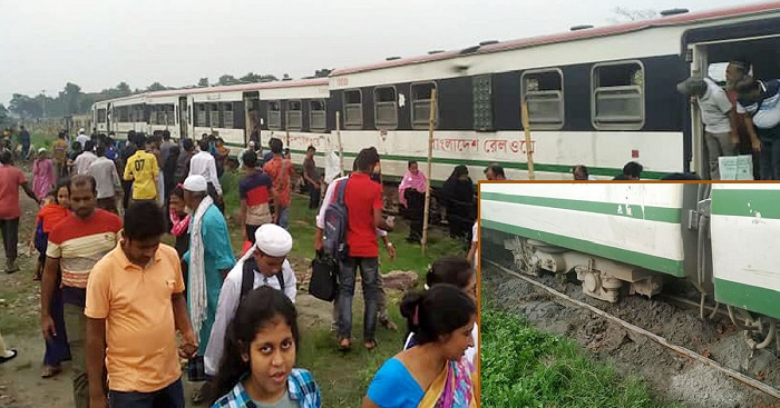 Mymensingh's rail link with Dhaka, Chattogram restored after 4 hours