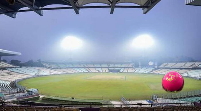 Kolkata all set for day-night Test