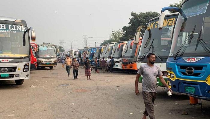 Transport leaders declare withdrawal of indefinite strike