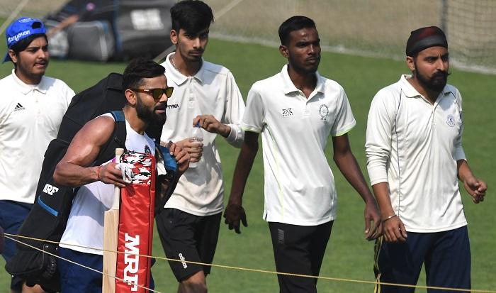 Virat Kohli hopes day-night Test is 'one-off'