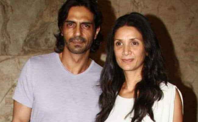 Arjun Rampal and Mehr Jesia are officially divorced