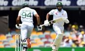 Pakistan frustrate Australia quicks as Test series starts