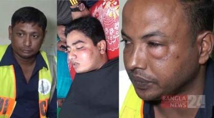 3 cops hurt in 'attack' at Hobiganj check post, 2 held