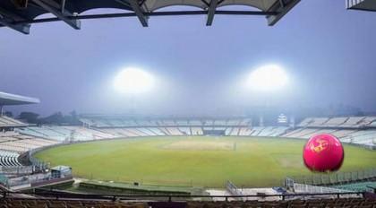 Kolkata all set for day-night Test