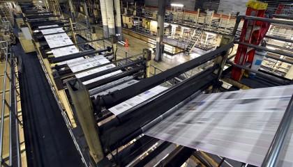 Asian Age printing press threatened
