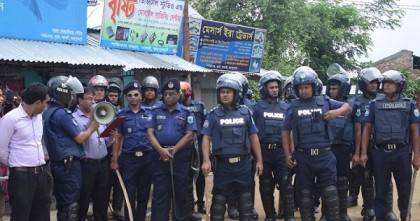 Section 144 in Tangail as AL factions call meeting in same venue
