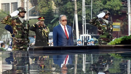 President, PM pay tribute to martyrs on Armed Forces Day