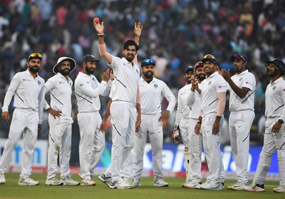 Indian pacers bundle out Bangladesh for 106