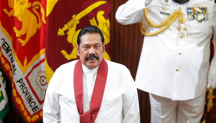 Sri Lanka President Gotabaya appoints Cabinet