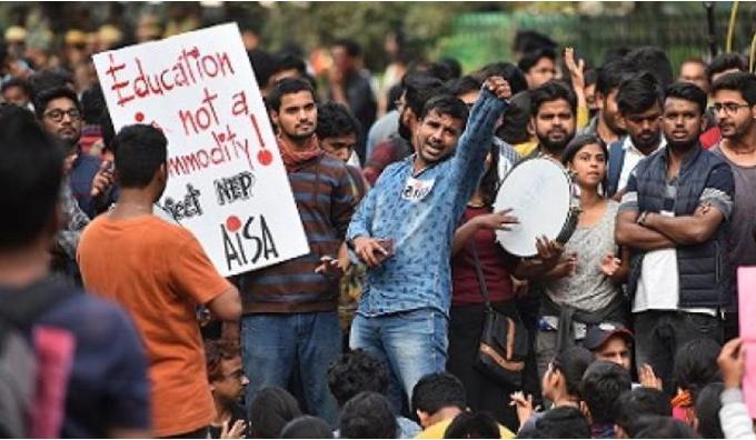 Jawaharlal Nehru University facing deficit of over Rs 45 cr
