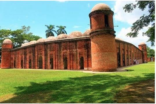 Historic Shat Gombuj Masjid increases revenue income